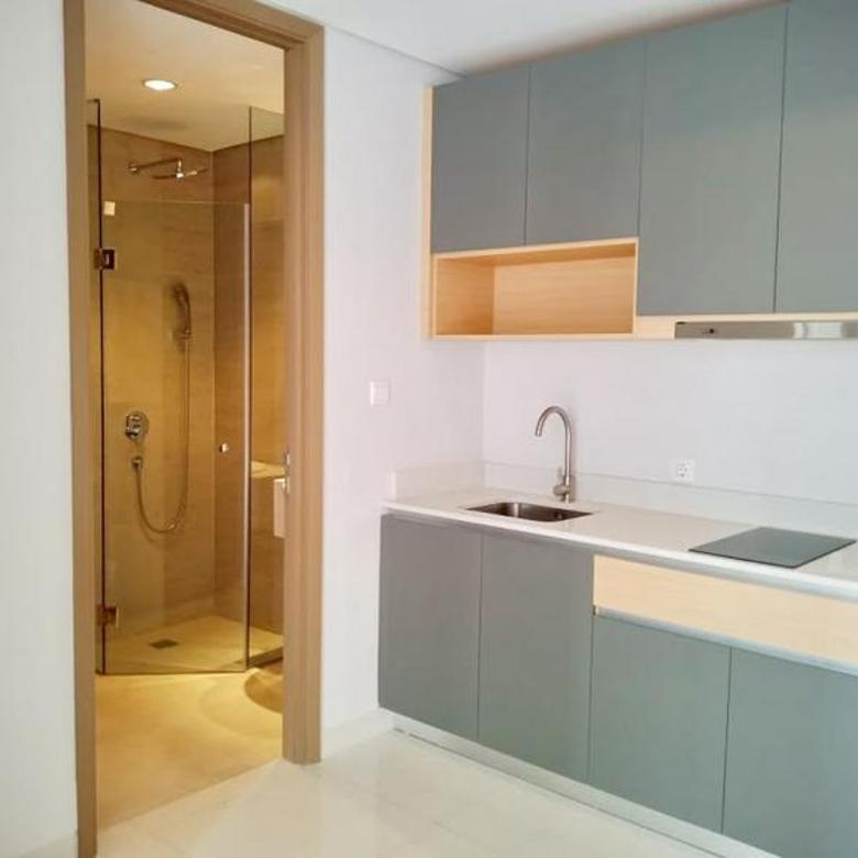 Taman Anggrek Residence  1BR  Lt Sedang - View City  Juaal 1,3M PPJB