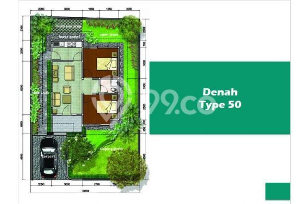 Rumah Murah Mewah skema Syariah di Kawasan Wisata Lembang Bandung Barat 14101522