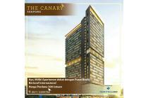 Dijual Apartemen Murah Tipe Studio di The Canary Apartemen