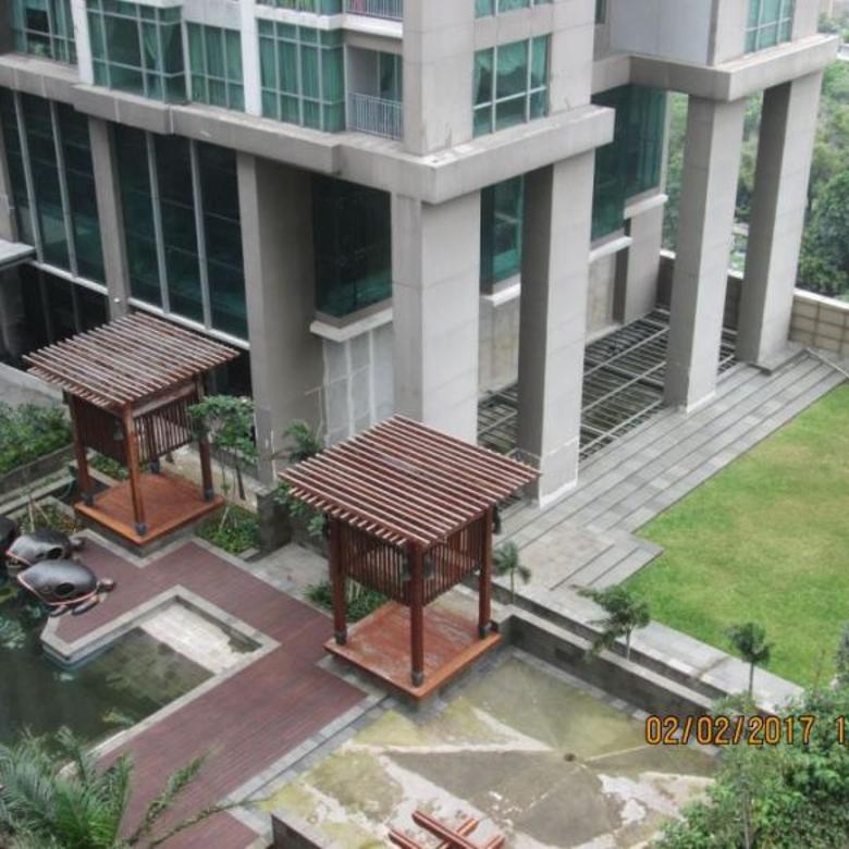 Apart Kemang Village Tower Intercon 2 BR, Full Furnish, Kawasan Emas Jaksel