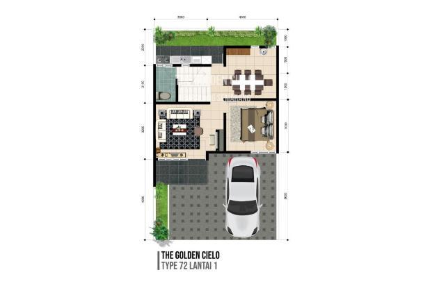 Rp2,56trily Rumah Dijual