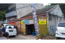 Kios toko di Jual BU. di Jl. Raya Lengkong Wetan. tangerang