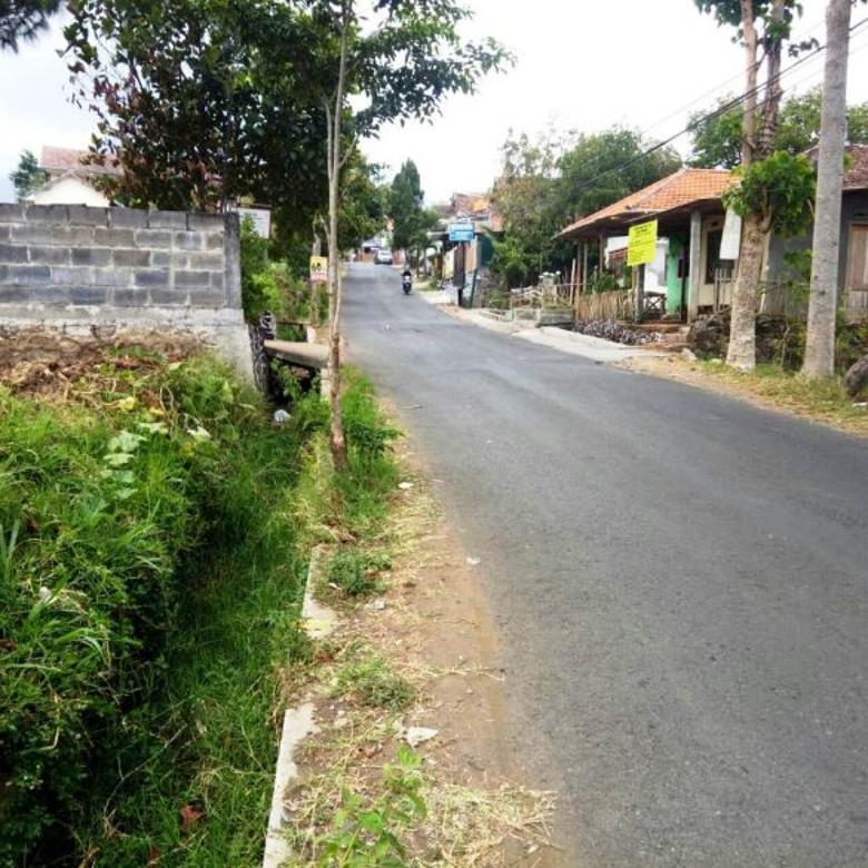 Tanah prospek dekat wisata dan kawasan vila dibatu