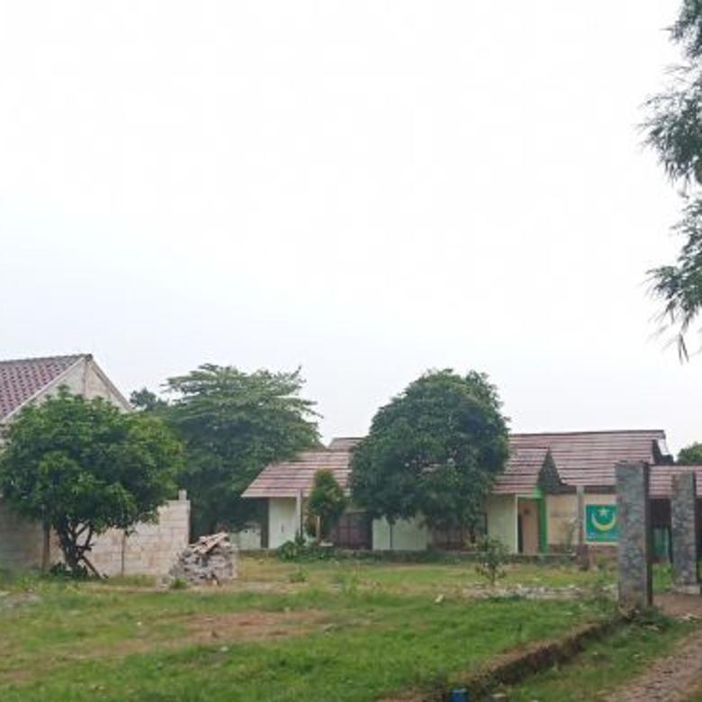 Tanah Kavling 2km Dari Jalan Raya, Asset Kekinian Untung Besar