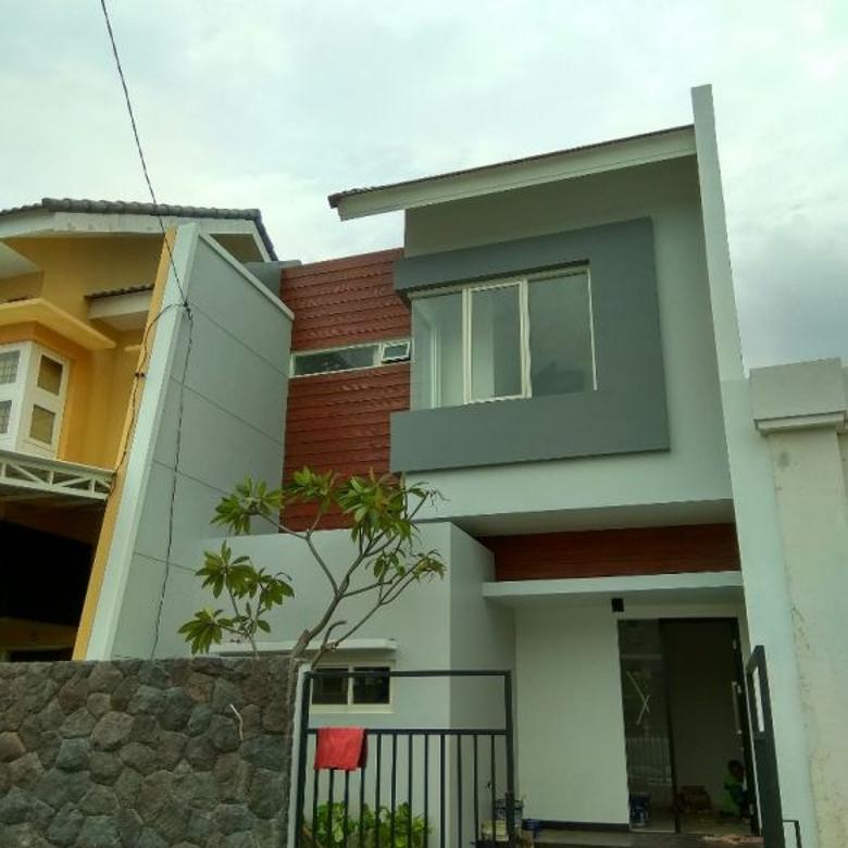 Dijual Rumah Siap Huni Babatan Pantai Kenjeran Indah