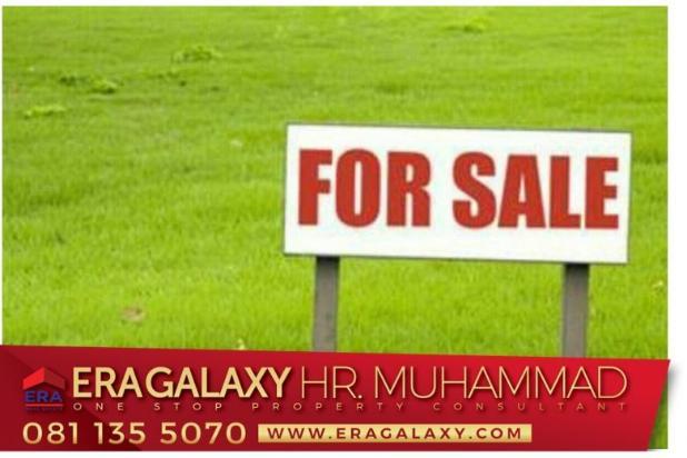 Rp15,6mily Tanah Dijual