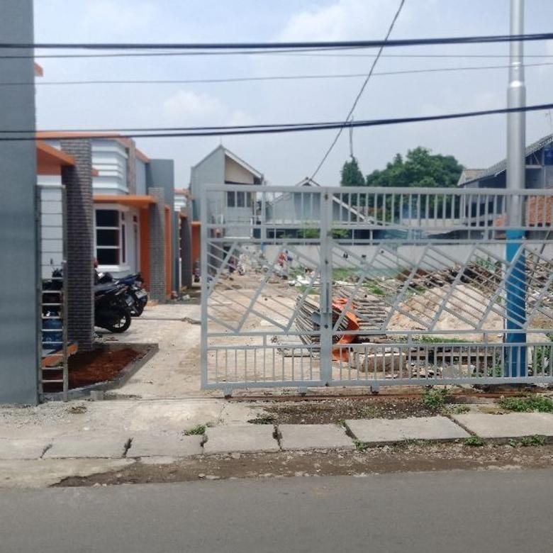 Rumah baru cluster 12 unit cipayung munjul pasar rebo jakarta timur