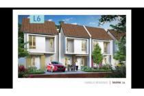 NEW CARRILLO VILLAGE Rumah di Gading Serpong Dp 15 %, Tanpa Dp 60 x Cicilan
