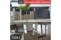 Rumah Poris Garden, Tangerang, 144 m², 1½ Lt, SHM