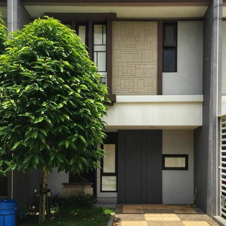 Rumah baru siap huni di Amarine The Mozia BSD