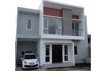 Rumah baru 2 lantai strategis bebas banjir di Jatikramat,Bekasi