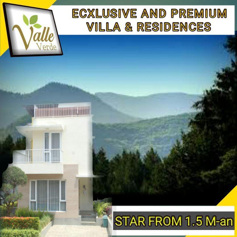 Rumah Villa Valle Verde,kolonel masturi,cisarua,cimahi bandung