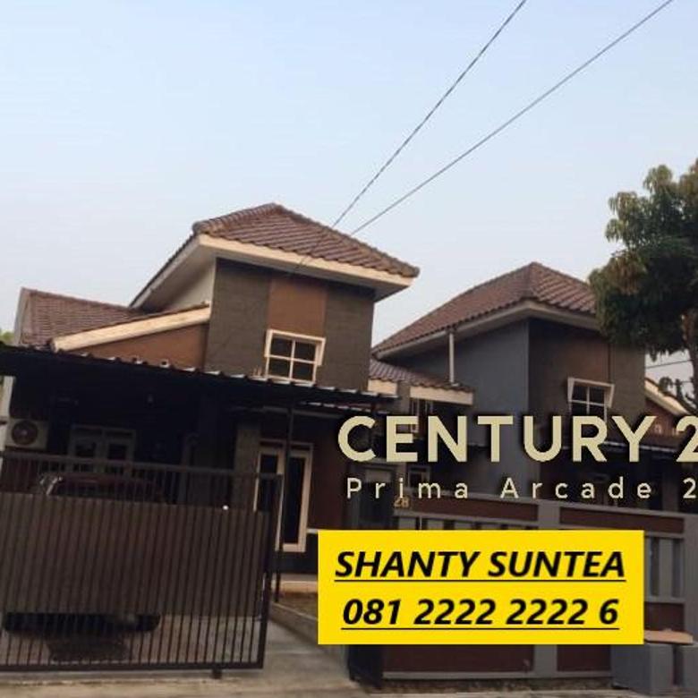Rumah 1 Lantai Tanah Luas di Komplek Puri Pesanggrahan, SC-4440-M