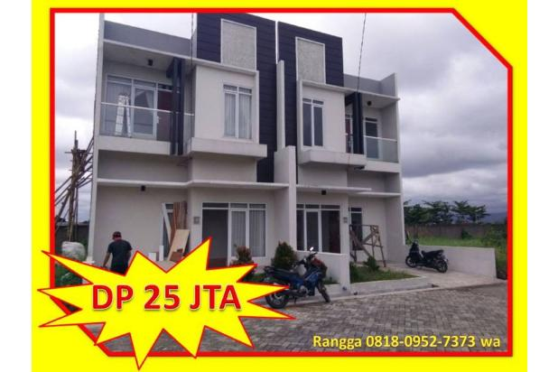 Rumah minimalis 2 Lantai Dp 25 jta di Ciwastra Pinggir jalan | 2 17326856