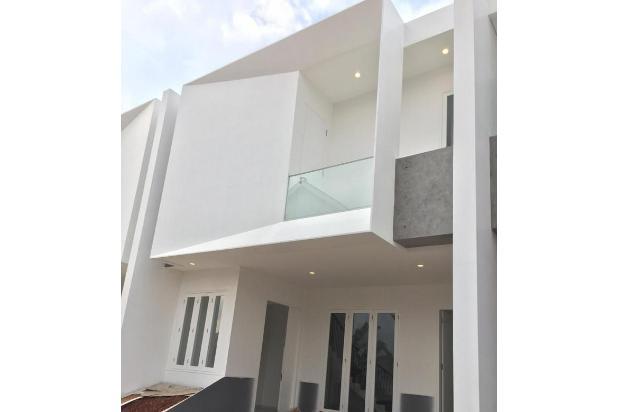 Rumah Baru dan Modern Bebas Banjir (HW)