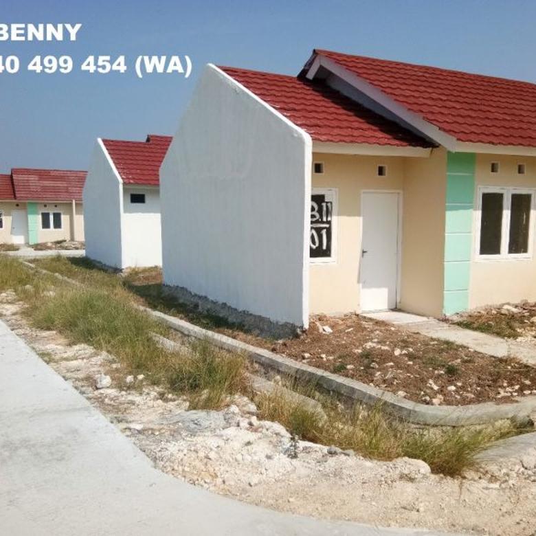 Rumah Subsidi di Bekasi Ready Stok dekat pasar babelan