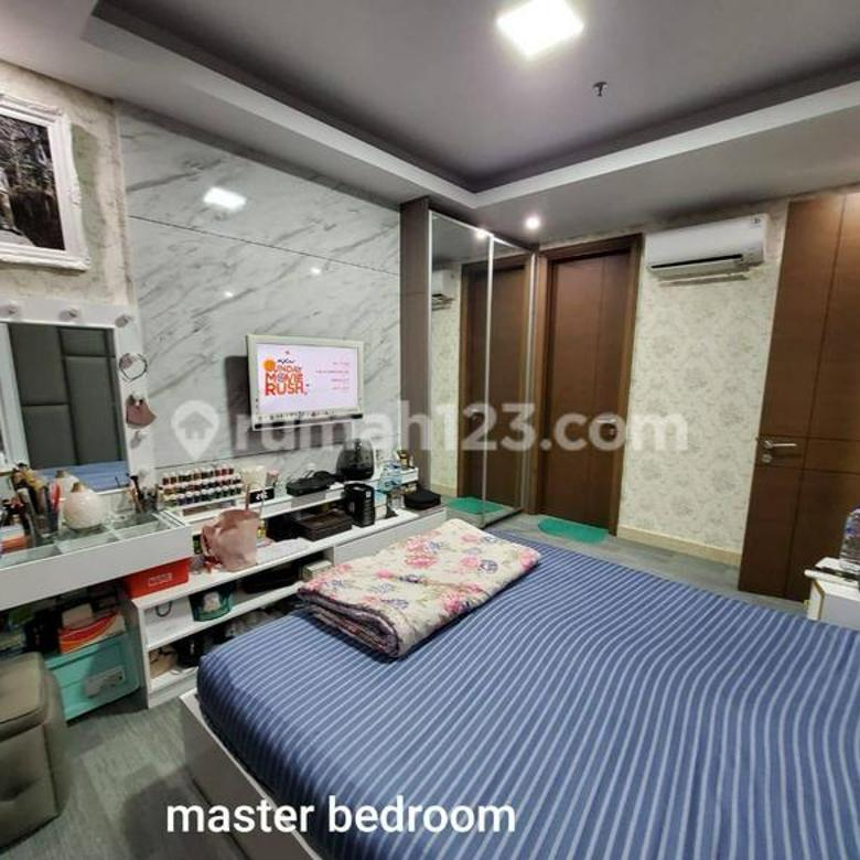 The Windsor Apartment Puri Indah 2+1BR lantai 25 full furnished, JAKARTA BARAT