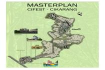Rumah Murah dan Strategis - de Valley @ Cifest Hill (type New derby)