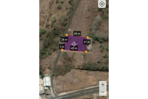 Rp7,4mily Tanah Dijual