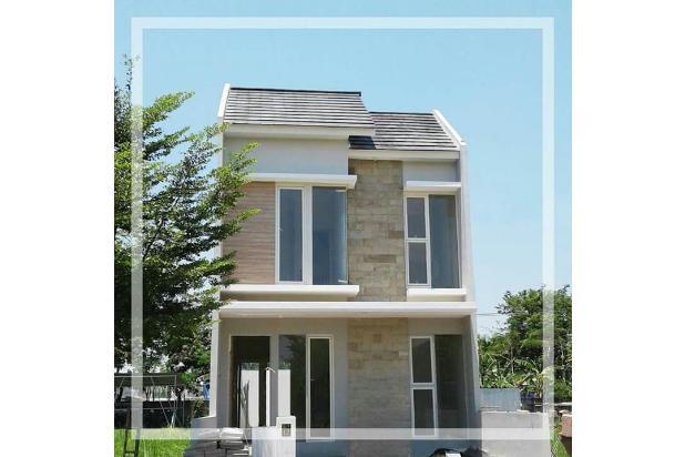 Rumah Mewah 2 Lantai , Bangunan Baru 16358887