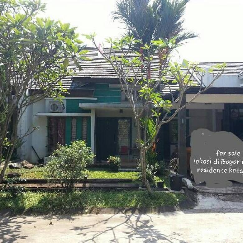 dijual Rumah minimalis di BNR Bukit Nirwana