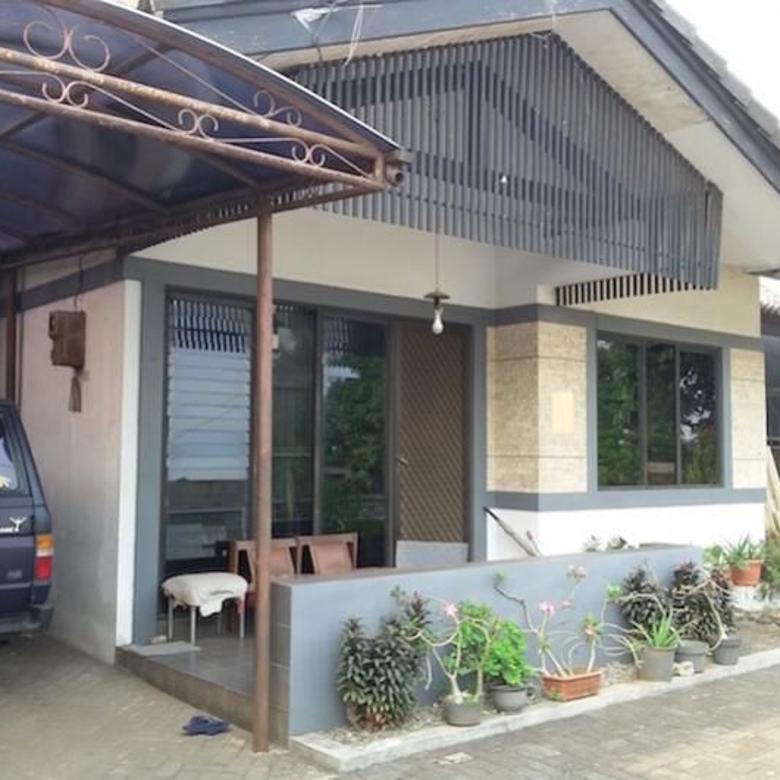 Lepas CEPAT & MURAH rumah second dlm kompleks untuk renovasi