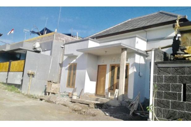 Dijual Rumah Baru Startegis di Jalan Siulan Denpasar Bali 13243558