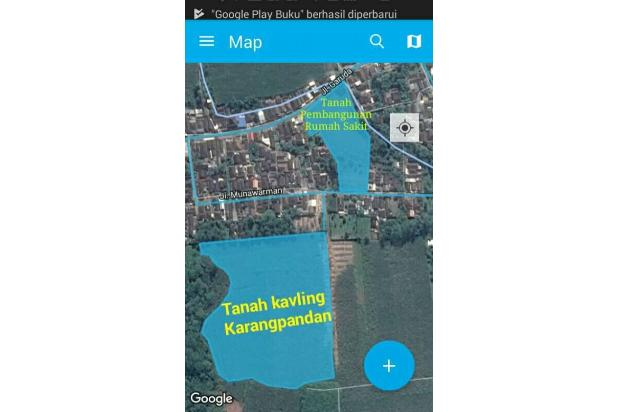 Tanah kavling pakisaji free SHM 45juta hunian nyaman 17266964