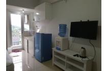 studio furnished siap huni bintaro parkview tower B
