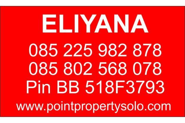 Rumah Strategis Siap Huni di Sawahan Boyolali 13960998