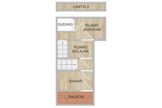 Rumah 4KT Siap Huni, Cakung 15356832