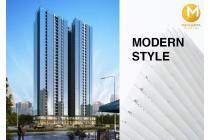 Dijual Apartemen Baru 2BR Nyaman di Meikarta Tower 1B Bekasi
