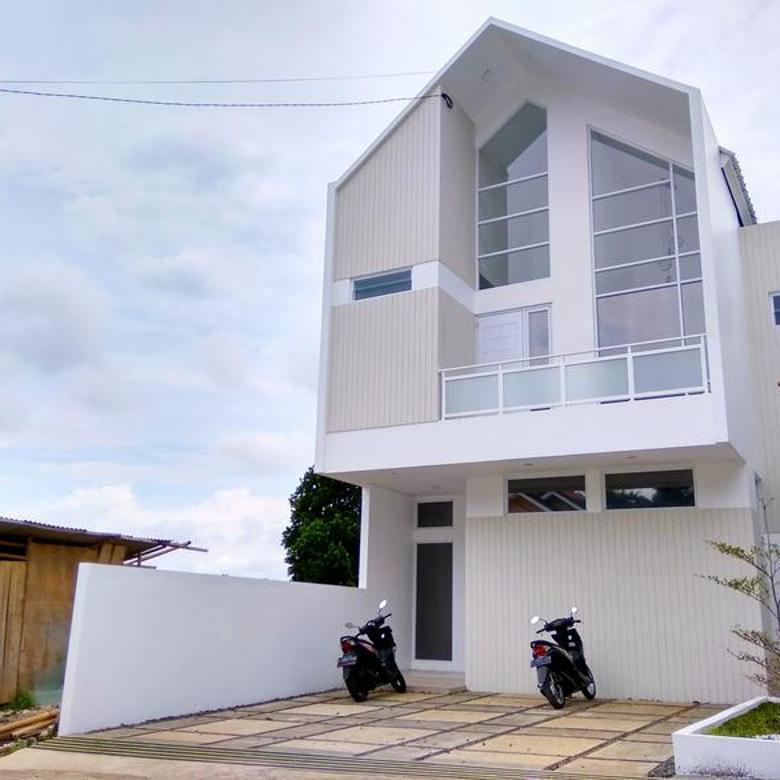 Rumah Cantik 900Jutaan Gunung Batu Dekat Tol Pasteur Bandung