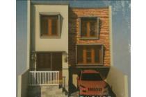 Rumah cantik siap bangun dlm cluster, dekat ke Ragunan / Cilandak / Stasiun