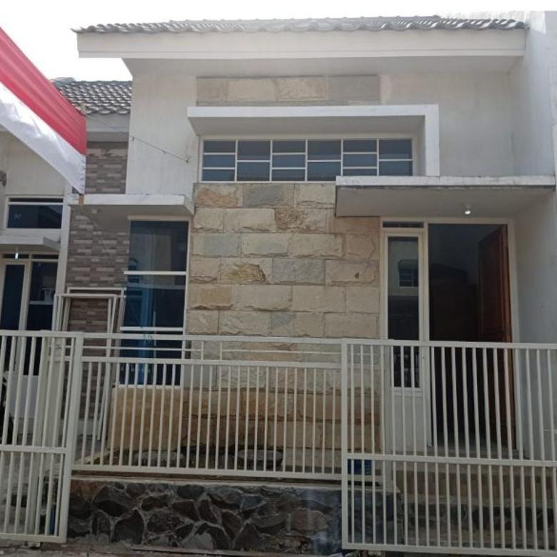 Rumah Baru Siap Huni Termurah Di Graha Mayjend Sungkono Kota M