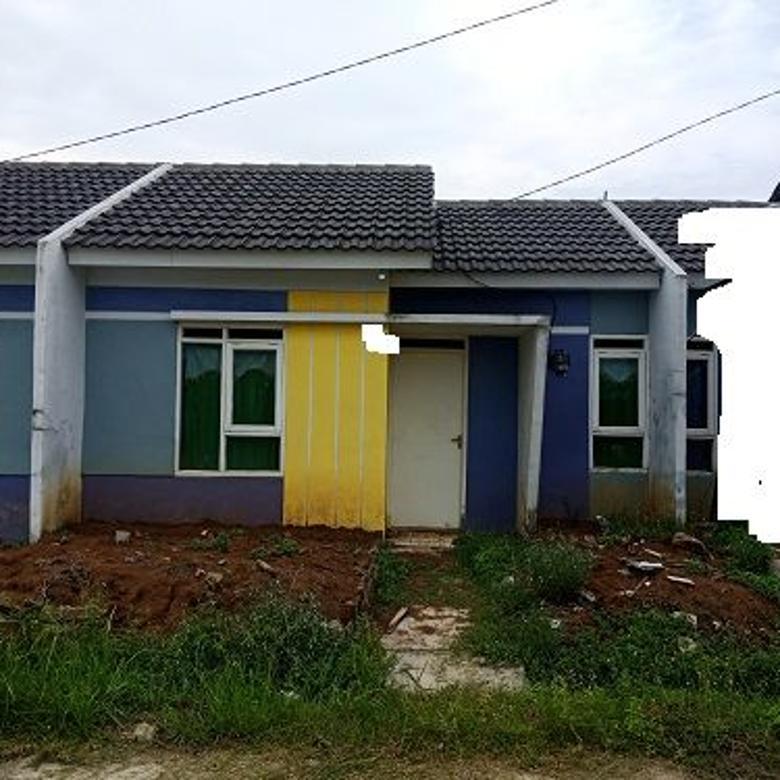 Rumah Oper Kredit Dekati KRL Daerah Parung Panjang Bogor