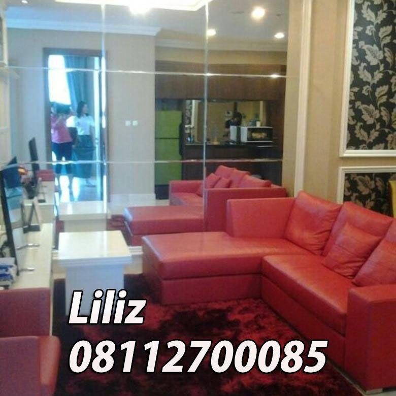 Sewa Apartemen Residence 8 Senopati 2BR Full Furnished Bagus Nyaman
