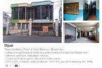 Dijual Ruko gandeng 2pintu Jl Gatot Subroto - Banjarmasin