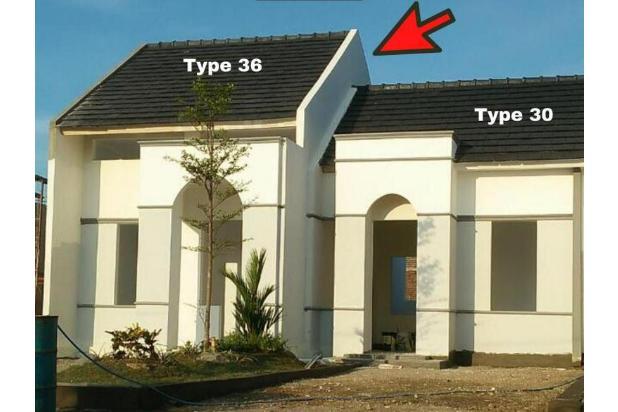 Rp358jt Rumah Dijual