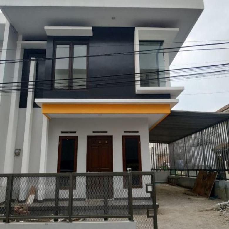 Dijual Rumah di Leuwi Sari - Leuwi Panjang