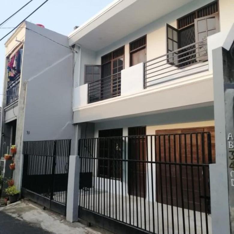 Dijual Rumah Full Renovasi Dekat Binus Anggrek Kebon Jeruk,
