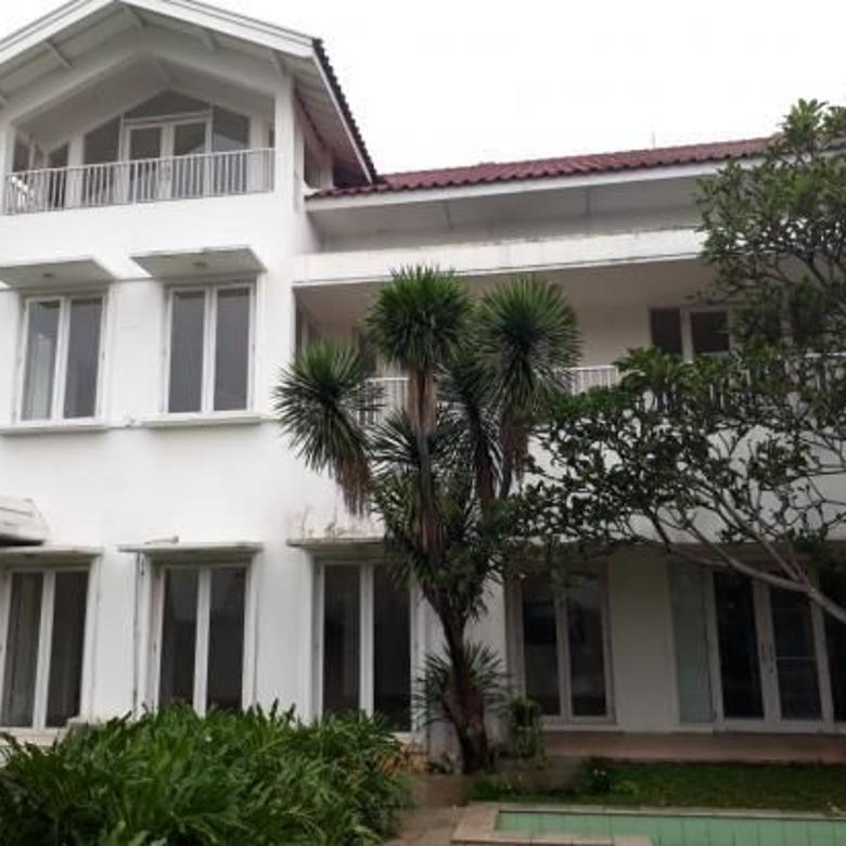 Dijual Rumah Siap Huni dekat Stasiun MRT di Kramat Batu Jakart