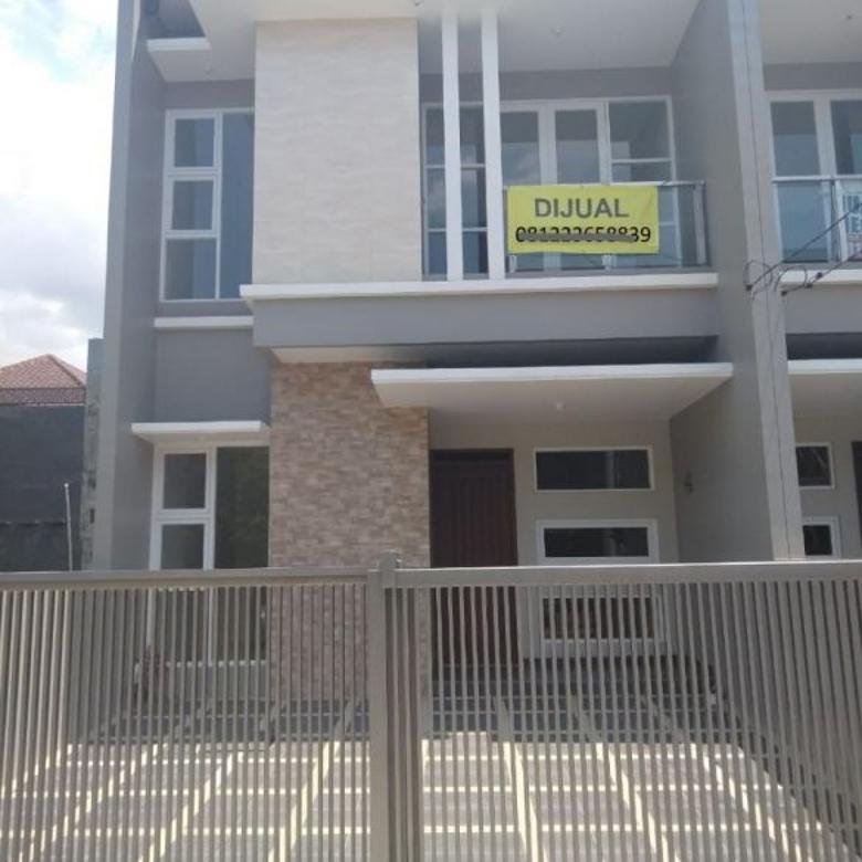 Dijual Rumah Baru Strategis di Batununggal Asri Bandung