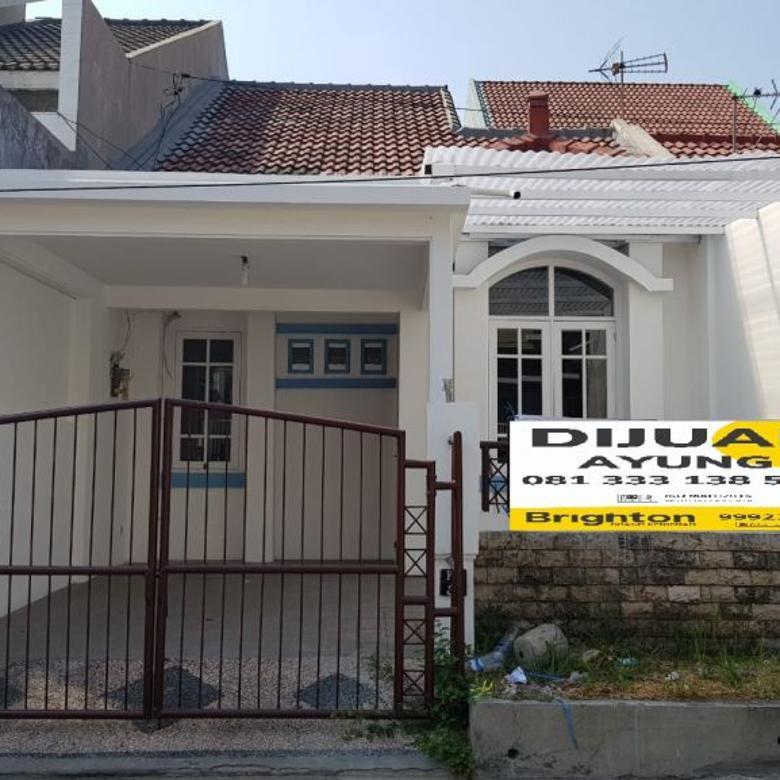 Rumah Minimalis Terawat di Puri Asri Pakuwon City