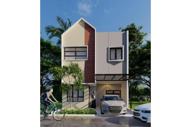 Rp646jt Rumah Dijual