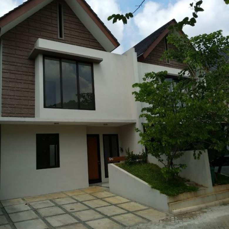 Rumah+ Privat Pool Kpr 0%+ Notaris Dan Kpr di Townhouse Besar