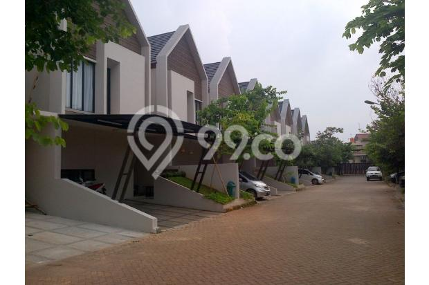 Rumah+ Privat Pool Kpr 0%+ Notaris Dan Kpr di Townhouse Luas Jl 3 mbl 18848154