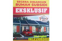 Rumah Subsidi Eklusive Gate Bulakan Sukoharjo