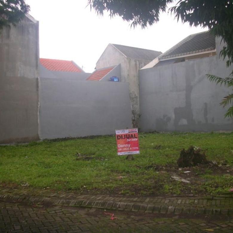 Tanah Kavling daerah PBI Araya, Malang
