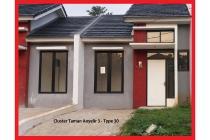 Dijual Rumah Siap Huni DP cuma 3juta di GDC